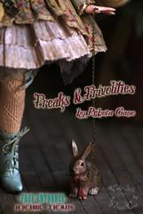 Freaks & Frivolities (Rebeca Cano ~ Cookie dolls) Tags: show exhibition solo freaks exposicin frivolities cookiedolls rebecacano freaksfrivolities yoyobloke
