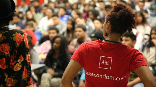 AHF celebrates National Youth HIV & AIDS Awareness Day
