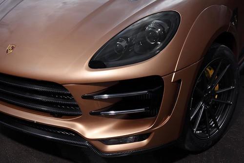 Porsche Macan URSA от TopCar