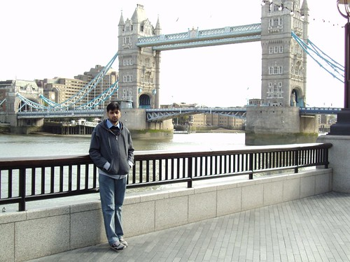 Visit to London by Mr. G.S.Kang (Director)