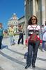 Complexo Arquitetônico Piazza dei Miracoli - Pisa (Márcio Costa Lima) Tags: italy woman costa tower arquitetura architecture female de torre fuji lima maria mulher x pisa pi linda wife fujifilm bella duomo toscana leaning vi itália lean vieira miracoli x100 inclinada dezinha piazzadei complexoarquitetônico