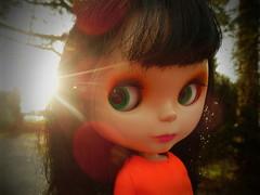 Sun! (Liz/Daifuku_Darling) Tags: blythe goldie allgoldinone blythedoll bl vintageskipper ravenhair liccabody