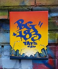 20150501_152652-1 (bg183tatscru@hotmail.com) Tags: newyorkcity train canvas artists mta 1980 spraycan tatscru southbronx graffititrain bg183 paintmarker paintmarkers muralkings graffiticanvas bestartists bestgraffiti graffitimarkers graffiticanvases bg183tatscru wallworkny expensivecanvases expensivegraffiticanvas