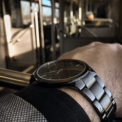 Operating on a #dart schedule. #dartrail #kennethcole (brandonbaker_cre8) Tags: dart kennethcole dartrail uploaded:by=flickstagram instagram:photo=919553838498878943344926188 instagram:venuename=dartparkandridegeorgebushturnpikestation instagram:venue=253909168