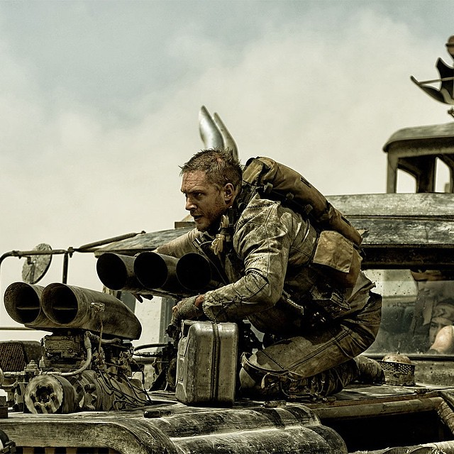 Get educated on the vintage cars in Mad Max: Fury Road over at our site now.