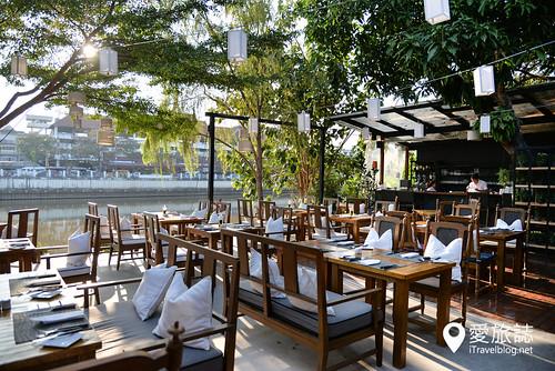 清邁美食餐廳下午茶 Sala Lanna Chiang Mai Italia Restaurant 10