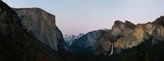 Tunnel view panorama. (Tall Guy) Tags: california usa yosemitefalls yosemite halfdome elcapitan tunnelview tallguy
