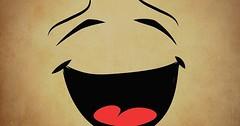 """Das Lachen. Er lacht. Sie lacht. Sie lachen (wenn es mehrere Personen sind). • <a style=""""font-size:0.8em;"""" href=""""http://www.flickr.com/photos/42554185@N00/26550192934/"""" target=""""_blank"""">View on Flickr</a>"""
