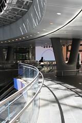 Fulton Center (ktmqi) Tags: train downtown broadway trainstation transportation transit wallstreet fultoncenter