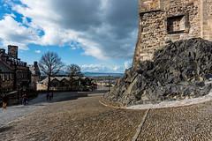 Veiw over Edinburgh from Edinburgh Castle (haywardk49) Tags: uk england people raw nef yorkshire wideangle northumberland d750 jpg fullframe scotish stotland