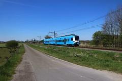CXX 5035, Barneveld-Zuid 05-05-2016 (frank_e186) Tags: trein spoor 3505 protos barneveld cxx valleilijn