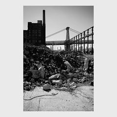 old domino sugar factory (pete gardner) Tags: ny brooklyn williamsburg grandstreet onelumportwo olddominosugarfactory withryk