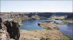 Washington State - 5 (Road Trip) (Farhad - Dry Falls) (FarhadFarhad .(Farhad Jahanbani)) Tags: washington state dry falls