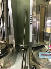 Donair skewer (jasonwoodhead23) Tags: steel spit rotisserie rod skewer stainless roasting donair shawarma gyro
