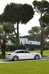 BMW 6 Series Gran Coupe LCI (F06)