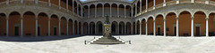 Alczar de Toledo - DJI Osmo Panorama (Fotomondeo) Tags: panorama espaa spain toledo alcazar djiosmo