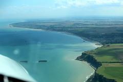 Les côtes du débarquement  (Normandie)