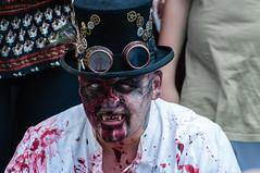 Lo Zombie Lupo (Alexthenewbe) Tags: blood italia cosplay zombie valle inside sangue magia 2016 daosta saintvincent