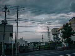 160626_151_P1100274 (oda.shinsuke) Tags: sunsetcloud   vsco