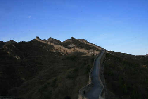 Great Wall of China - Beijing, Towers 1-4, Northside