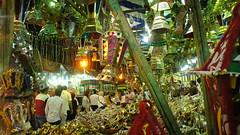 At El-Sayida Zeinab Ramadan market (Kodak Agfa) Tags: egypt ramadan ramadan2016 lanterns ramadanlanterns markets sayidazeinab cairo islamiccairo citizenjournalism mideast middleeast northafrica africa mena