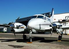 King Air C90B, PR-MZP (Antnio A. Huergo de Carvalho) Tags: beechcraft beech kingair c90 c90b prmzp