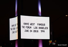 Kanye West's TIDALXFAMOUS Music Video Premiere @ The Forum (06/24/16) (bored4music) Tags: pictures travel photography losangeles concert exterior photos outdoor live interior famous performance parties highlights pop acoustic merchandise nsfw fans setlist liveperformance tidal musicvideo liveshow billcosby theforum 2016 concertphotos kanyewest kanye rihanna kimkardashian taylorswift iphone5 krisjenner khloekardashian kyliejenner desiigner 2chainz bored4music guerrillanights kimkardashianwest caitlynjenner latenightsinla thelifeofpablo famousmusicvideo tidalxfamous famousxtidal latenightsla