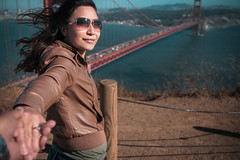 ill follow (r3ddlight) Tags: asian asianwoman a6300 sonya6300 portrait travel sanfransico goldengate goldengatebridge hmong hmonggirl