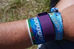 Latitude Festival Wrist Bands (nonsuchtony) Tags: festival suffolk band wrist latitude henham latitudefestival henhampark