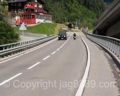 REU310 Gotthardstrasse Brcke (Main Road 2 Bridge) over the Reuss River, Wassen, Uri, Switzerland (jag9889) Tags: 2016 20160811 alpine bridge bridges brcke ch cantonofuri centralswitzerland crossing europe flickr helvetia infrastructure innerschweiz kantonuri outdoor pont ponte puente reuss river roadbridge schweiz suisse suiza suizra svizzera swiss switzerland uri wassen zentralschweiz jag9889