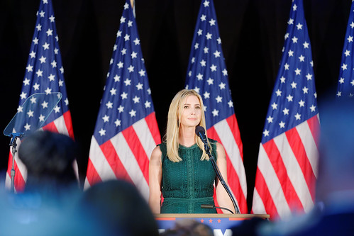 Ivanka Trump by Michael Vadon, on Flickr