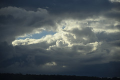 Break in the clouds (gjmartin1968) Tags: clouds bluemountains sigma18300mm nikond5300