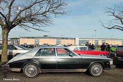 Cadillac Seville (tautaudu02) Tags: auto cars automobile lyon seville cadillac moto coches voitures 2014 rtro epoquauto epoqu