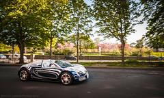 Bugatti Veyron Grand Sport L'Or Blanc (Romain Lapeyre Photography) Tags: car nikon bugatti luxury supercar w16 classy veyron sportcar grandsport orblanc roofoff lorblanc