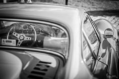 Tour Auto 2015 - Biarritz (Jérôme Cousin) Tags: auto old bw white black classic monochrome car de nikon automobile 2000 noir tour dino ferrari voiture nb collection 28 monochrom tamron et pays blanc basque coches biarritz ancienne bab cite optic euskal herria 2015 euskai 2470 herri locean d700