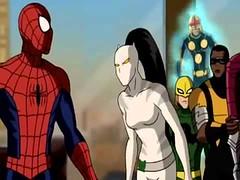 Ultimate Spiderman S1 E16 Beetle Mania (mohamed.itunes) Tags: ultimate beetle spiderman april s1 29 mania 2015 e16 1222am