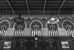 Toledo Railway Station (basair) Tags: station spain railway medieval toledo moorish lamancha castilla