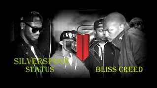 SILVERSPOON STATUS VERSUS BLISS CREED / SPITTAZ LEAGUE / VERBAL...