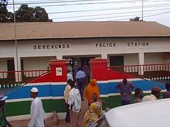 Serekunda Police Station, Gambia