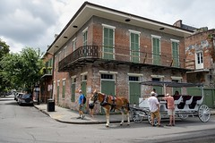 New Orleans. Barrio francs. (fdecastrob) Tags: neworleans frenchquarter d750
