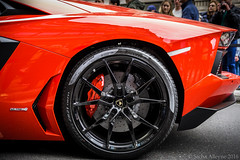 Gumball 3000 2016 (Sacha Alleyne) Tags: car wheel rally regentstreet brake lamborghini luxury supercar sportscar caliper 2016 a6300 aventador lp7004 sonya6300