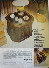 Magnavox Stereo Ad - 1970s (Howard258) Tags: flickr nostalgia 1970s vintageads
