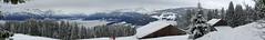 Combloux, panorama, 5 (Patrick.Raymond (2M views)) Tags: panorama france montagne alpes nikon neige savoie haute combloux expressyourself beautifulphoto nikonflickraward
