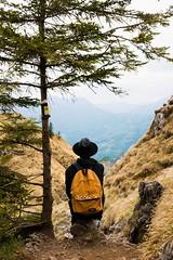 A Pleasant Rest (Alieno95) Tags: mountain nature nikon friend view natura riposo vista rest michel bergamo montagna lightroom pizzo farno gandino formico
