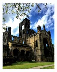 Kirkstall Abbey 28.05.2016 (GaryButterfield) Tags: uk england abbey architecture yorkshire united leeds kingdom tudor historic kirkstall