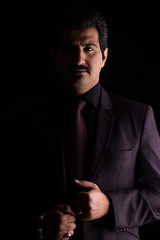 Edit-4235 (talebian_hamed) Tags: light portrait men model iran commercial sidelight