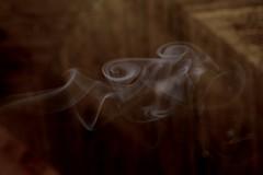 Smoke Screen_03 (NC Mountain Man) Tags: closeup nikon patterns smoke flash flashphotography incense d3200 ncmountainman phixe