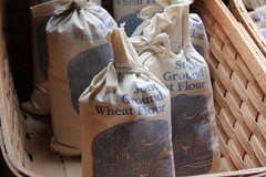 Stone ground wheat flour (Canadian Pacific) Tags: county usa newyork america countryside us unitedstates state wheat ground historic american co flour manor westchester philipsburg sleepyhollow tarrytown hudsonvalley 381 ofamerica nbroadway aimg6398