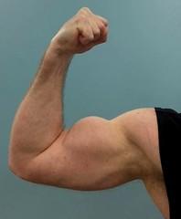 Biceps (2014uknz+) Tags: flexedbiceps fit bicep bulgingbicep arm muscle muscular biceps bulging bigbiceps bulgingbiceps muscularbiceps