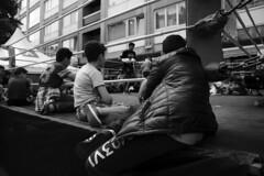 kickboxing (DST_7456) (larry_antwerp) Tags: street kids child belgium belgi antwerp spectator  antwerpen borgerhout kickboxing        borgerrio